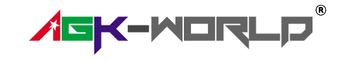 AGK-World Logo